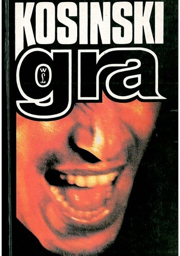 Okładka książki Gra