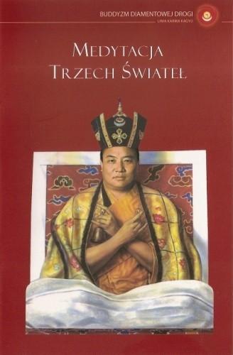 Okładka książki Medytacja Trzech Świateł