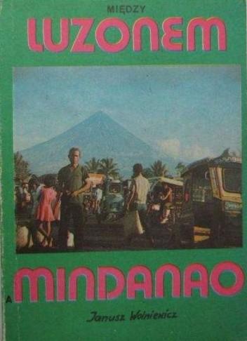 Okładka książki Między Luzonem a Mindanao