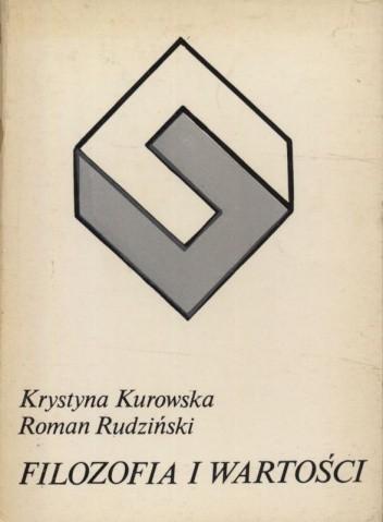 Okładka książki Filozofia i wartości