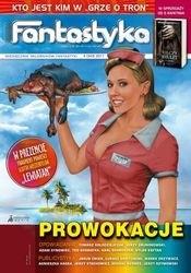 Okładka książki Nowa Fantastyka 343 (04/2011)
