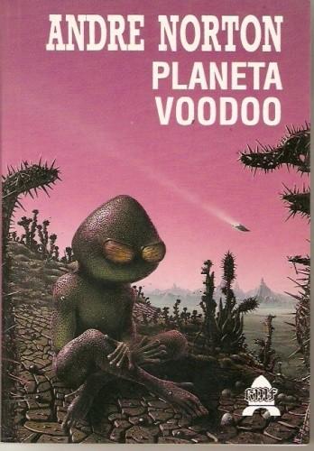 Okładka książki Planeta Voodoo