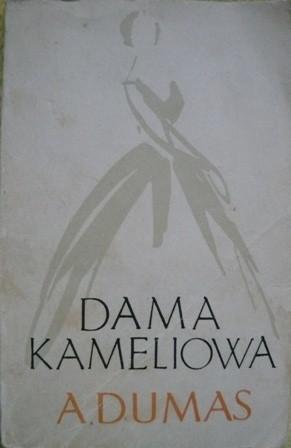 Okładka książki Dama kameliowa