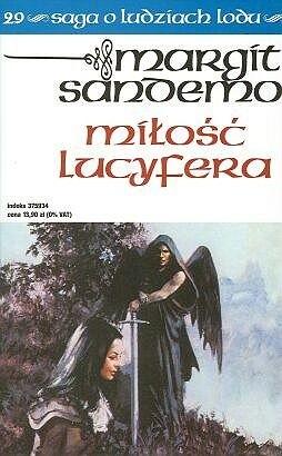 Okładka książki Miłość Lucyfera
