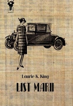 Okładka książki List Marii