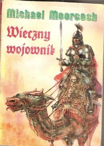 Okładka książki Wieczny wojownik