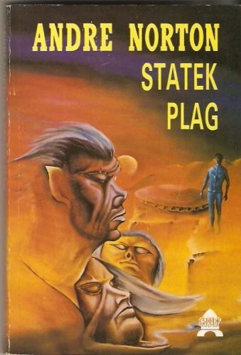 Okładka książki Statek plag