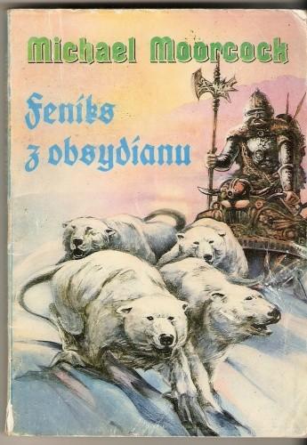 Okładka książki Feniks z obsydianu