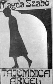 Okładka książki Tajemnica Abigél