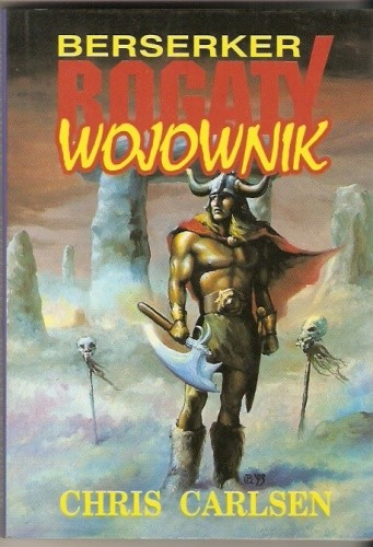 Okładka książki Rogaty wojownik