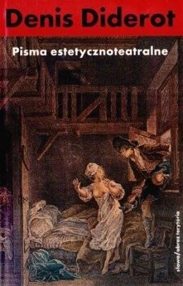 Okładka książki Pisma estetycznoteatralne
