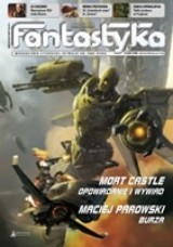 Okładka książki Nowa Fantastyka 324 (09/2009)