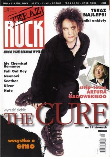 Okładka książki Teraz Rock, nr 2 (60) / 2008
