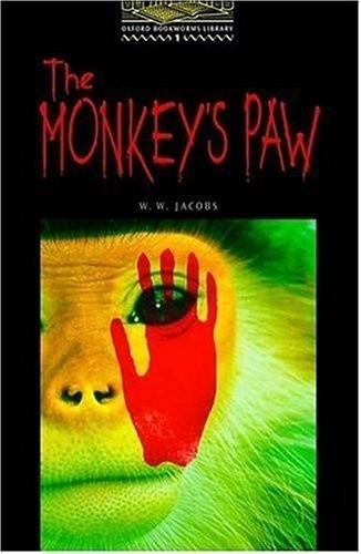 Okładka książki The Monkey's Paw (Oxford Bookworms Library Level 1)