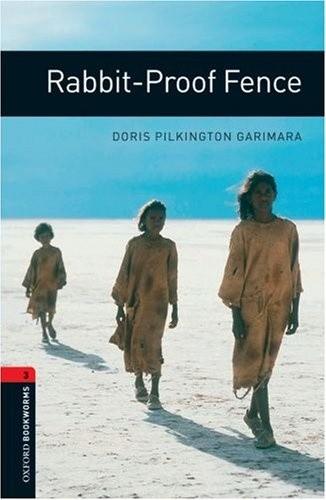 Okładka książki Rabbit-Proof Fence
