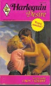 Okładka książki Lindy i szeryf