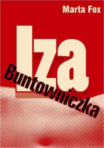 Okładka książki Iza Buntowniczka