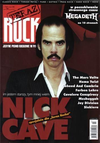 Okładka książki Teraz Rock, nr 3 (61) / 2008