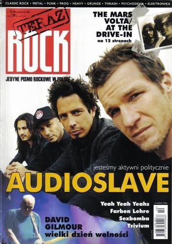 Okładka książki Teraz Rock, nr 10 (44) / 2006