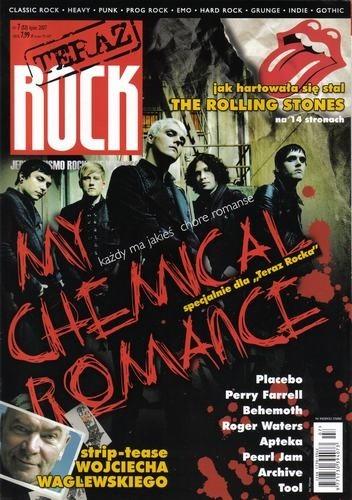Okładka książki Teraz Rock, nr 7 (53) / 2007