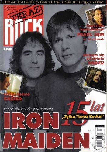 Okładka książki Teraz Rock, nr 9 (43) / 2006