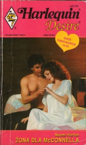 Okładka książki Żona dla McConnella