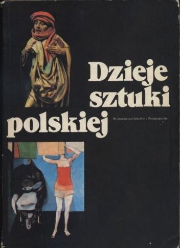 Okładka książki Dzieje sztuki polskiej