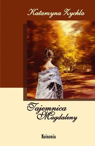 Okładka książki Tajemnica Magdaleny