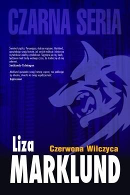 Okładka książki Czerwona Wilczyca