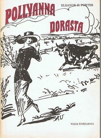 Okładka książki Pollyanna dorasta