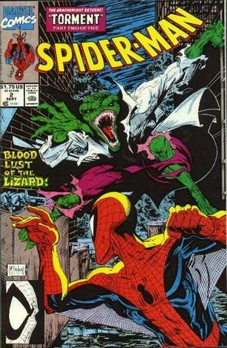 Okładka książki Spider-Man - #02 - Torment #2