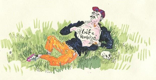 O life hamletingu - #4 Kwestia gęby