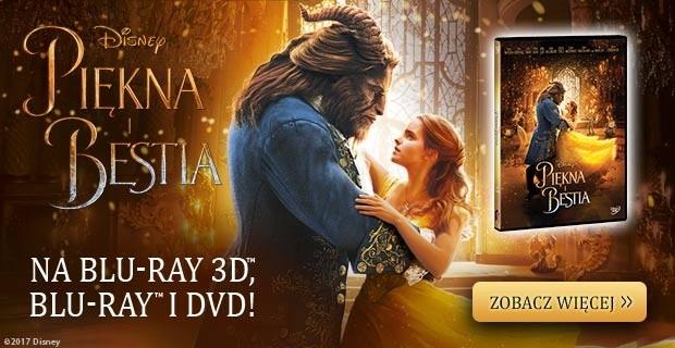 """Premiera """"Pięknej i Bestii"""" na DVD"""