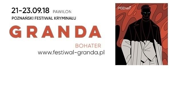 Poznański Festiwal Kryminałów Granda