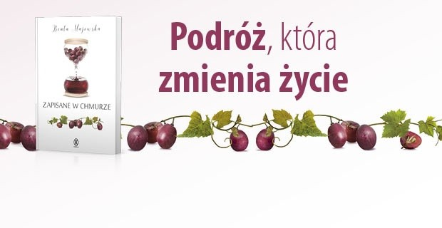 """Premiera książki """"Zapisane w chmurze"""" Beaty Majewskiej!"""