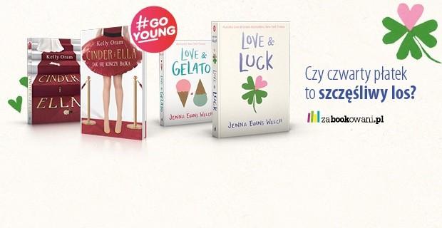 Nowy tytuł autorki LOVE & GELATO