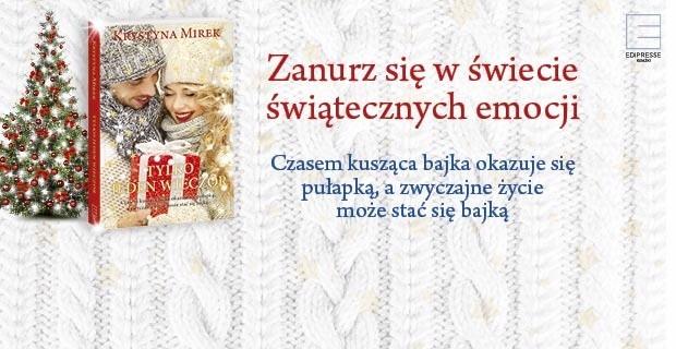 """""""Tylko jeden wieczór"""" Krystyny Mirek!"""