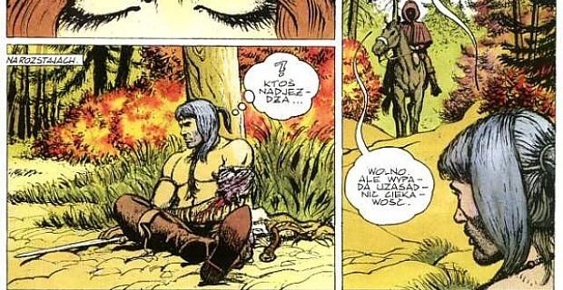 Komiksowe dzieje Geralta z Rivii
