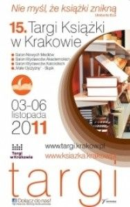 Targi Książki w Krakowie i czytelniczy flash mob