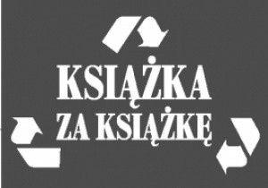 Akcja Książka za książkę na 15. Targach Książki w Krakowie
