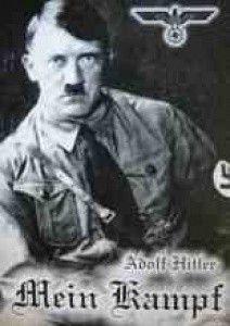 Mein Kampf trafi do kiosków