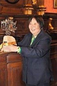 Transatlantyk dla Yi Lijun