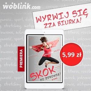 Pierwszy interaktywny e-book popularnej trenerki Adrianny Palki - pobierz za 1 zł!