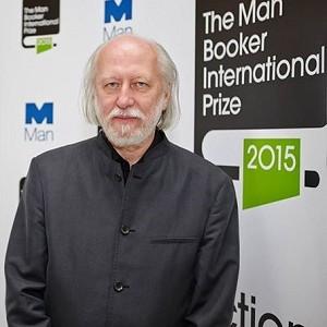 László Krasznahorkai laureatem Man Booker International Prize 2015