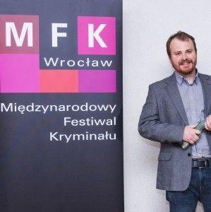 Wojciech Chmielarz laureatem Nagrody Wielkiego Kalibru 2015