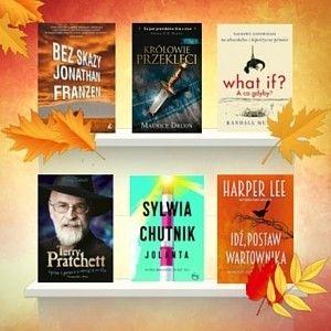 Premiery książkowe jesień 2015