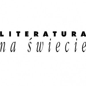 "Nagrody ""Literatury na Świecie"" za rok 2014"
