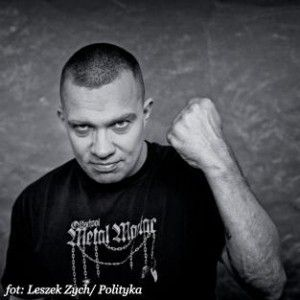 Łukasz Orbitowski z Paszportem Polityki