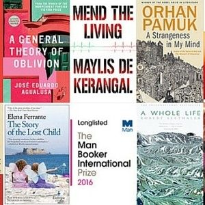 Man Booker International Prize 2016 – nominacje