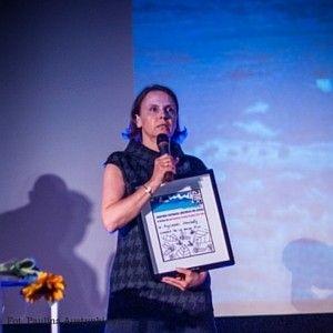 """""""Sto nóg stonogi Fruzi"""" Agnieszki Horubały Najlepszą Książkę dla Dzieci 2015"""